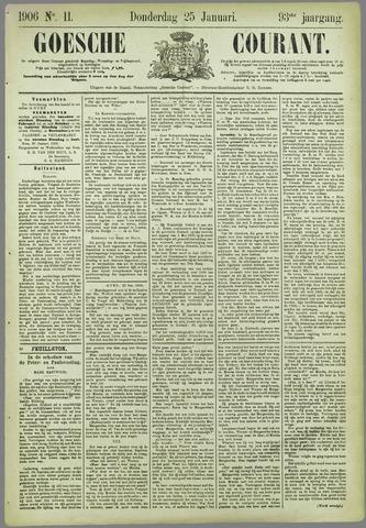 Goessche Courant 1906-01-25