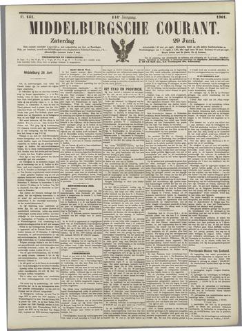 Middelburgsche Courant 1901-06-29