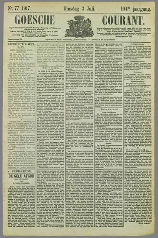 Goessche Courant 1917-07-03