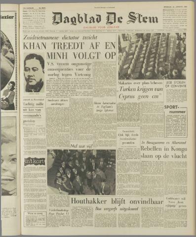 de Stem 1964-08-26