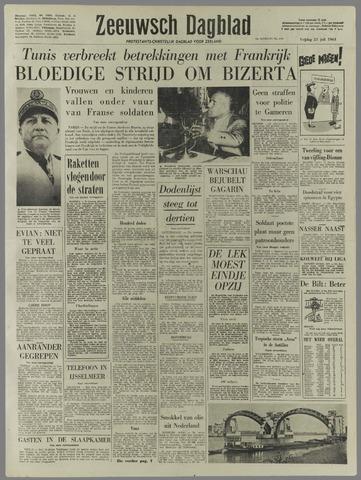 Zeeuwsch Dagblad 1961-07-21
