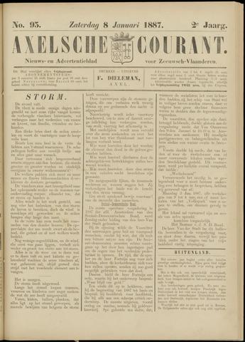 Axelsche Courant 1887-01-08
