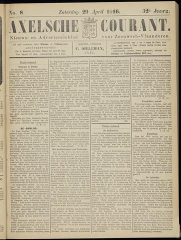 Axelsche Courant 1916-04-29