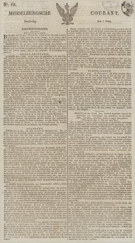 Middelburgsche Courant 1827-06-07
