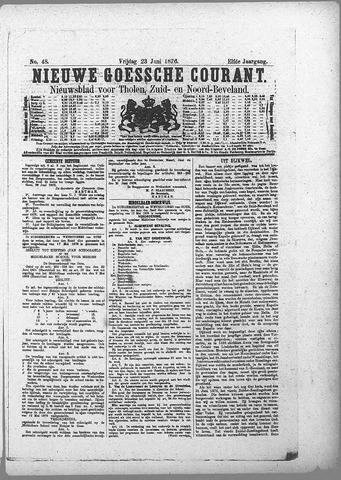 Nieuwe Goessche Courant 1876-06-23