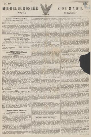 Middelburgsche Courant 1850-09-10