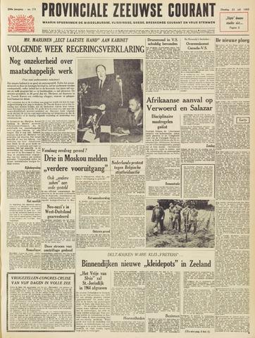 Provinciale Zeeuwse Courant 1963-07-23