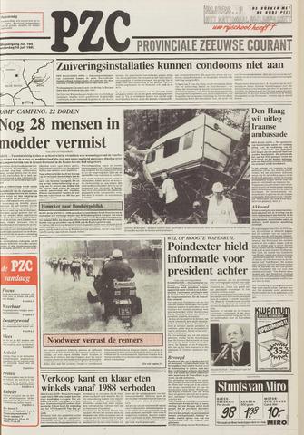 Provinciale Zeeuwse Courant 1987-07-16