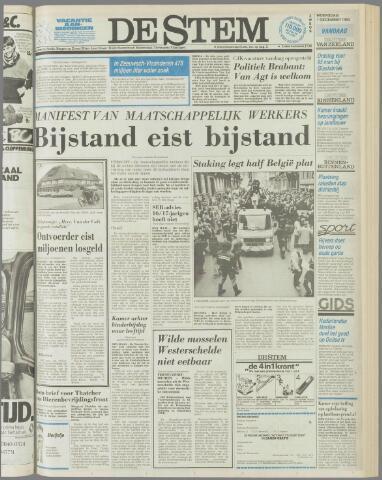 de Stem 1982-12-01