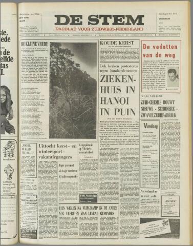 de Stem 1972-12-23