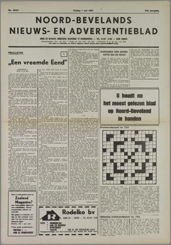 Noord-Bevelands Nieuws- en advertentieblad 1981-05-01
