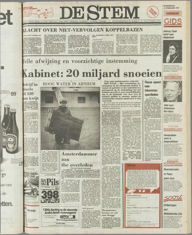 de Stem 1981-02-12