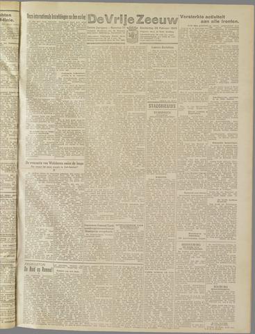de Vrije Zeeuw 1945-02-22