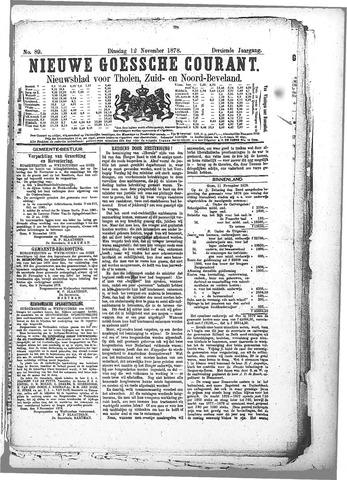 Nieuwe Goessche Courant 1878-11-12