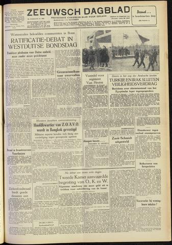 Zeeuwsch Dagblad 1955-02-25