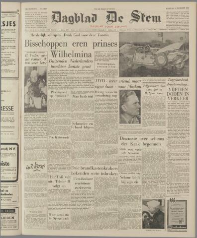 de Stem 1962-12-03
