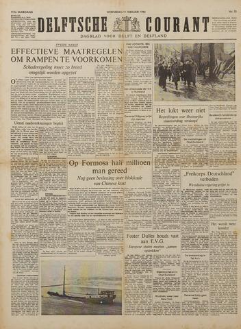 Watersnood documentatie 1953 - kranten 1953-02-11