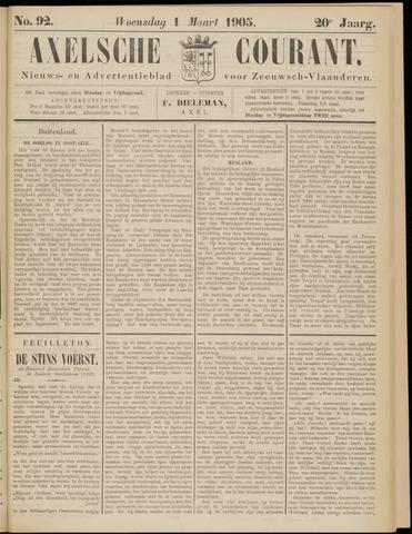 Axelsche Courant 1905-03-01