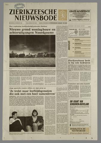 Zierikzeesche Nieuwsbode 1993-02-23