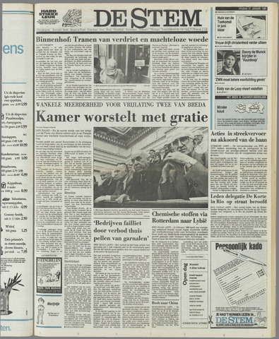 de Stem 1989-01-27