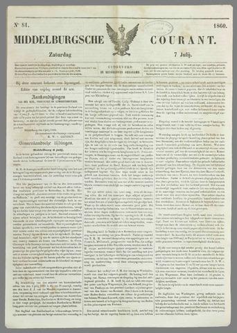 Middelburgsche Courant 1860-07-07