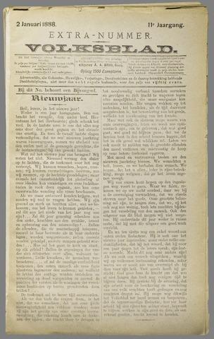 Volksblad 1888