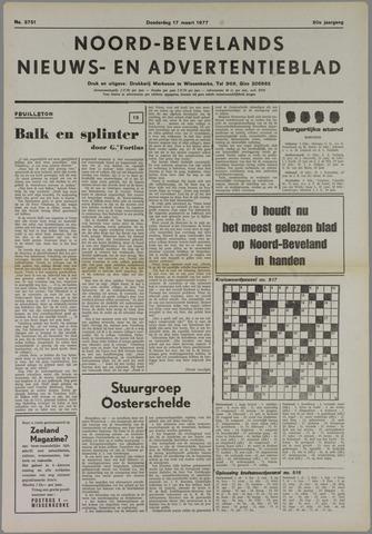 Noord-Bevelands Nieuws- en advertentieblad 1977-03-17