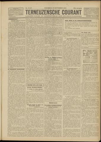 Ter Neuzensche Courant. Algemeen Nieuws- en Advertentieblad voor Zeeuwsch-Vlaanderen / Neuzensche Courant ... (idem) / (Algemeen) nieuws en advertentieblad voor Zeeuwsch-Vlaanderen 1942-09-16