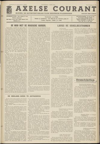 Axelsche Courant 1961-06-03