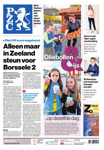 Provinciale Zeeuwse Courant 2018-11-07