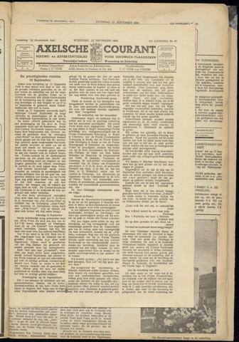 Axelsche Courant 1948-09-22