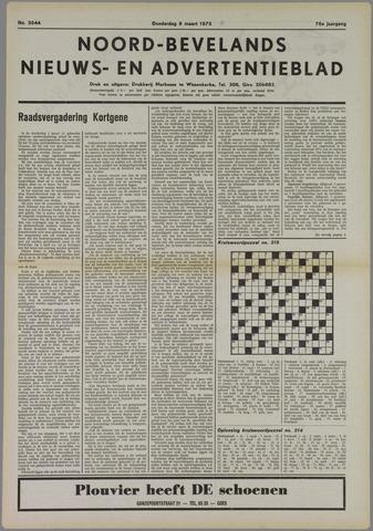 Noord-Bevelands Nieuws- en advertentieblad 1973-03-08
