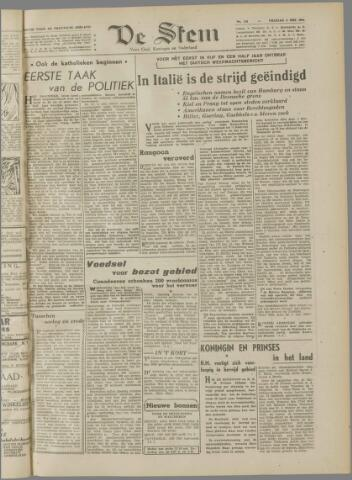 de Stem 1945-05-04