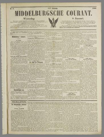 Middelburgsche Courant 1908-01-08