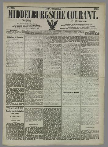 Middelburgsche Courant 1891-12-18