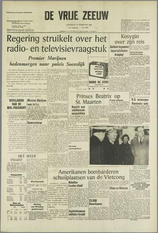 de Vrije Zeeuw 1965-02-27