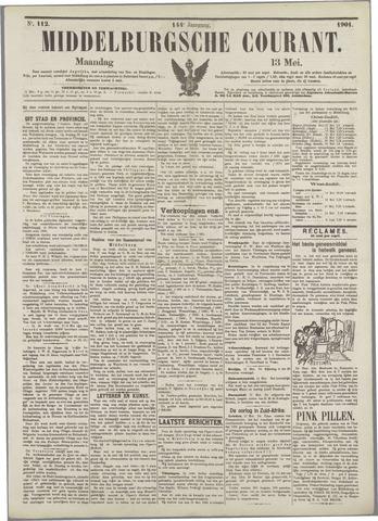 Middelburgsche Courant 1901-05-13