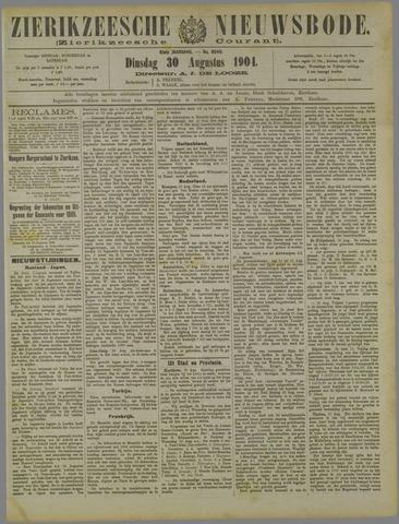 Zierikzeesche Nieuwsbode 1904-08-30