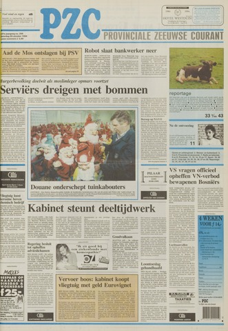 Provinciale Zeeuwse Courant 1994-10-29