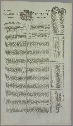 Goessche Courant 1827-05-11