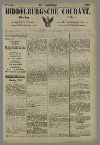Middelburgsche Courant 1888-03-06