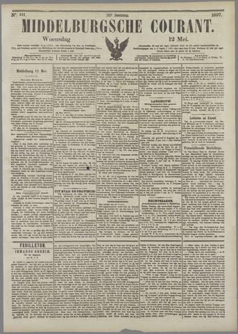 Middelburgsche Courant 1897-05-12
