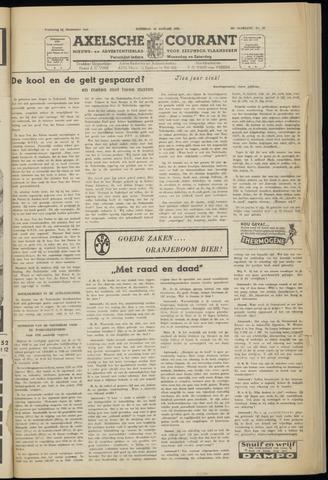 Axelsche Courant 1952-01-12