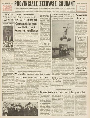 Provinciale Zeeuwse Courant 1964-10-19
