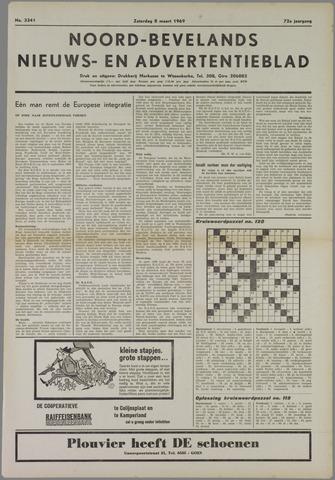 Noord-Bevelands Nieuws- en advertentieblad 1969-03-08