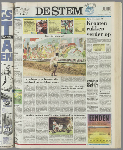 de Stem 1995-08-17