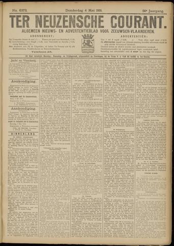 Ter Neuzensche Courant. Algemeen Nieuws- en Advertentieblad voor Zeeuwsch-Vlaanderen / Neuzensche Courant ... (idem) / (Algemeen) nieuws en advertentieblad voor Zeeuwsch-Vlaanderen 1916-05-04