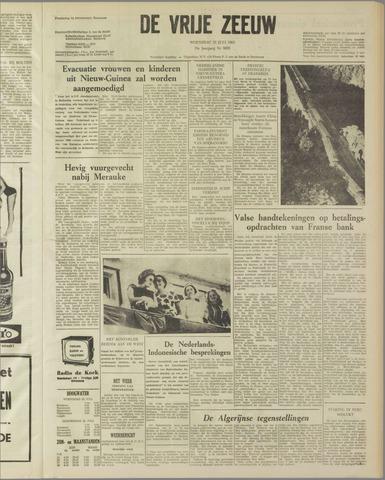 de Vrije Zeeuw 1962-07-25