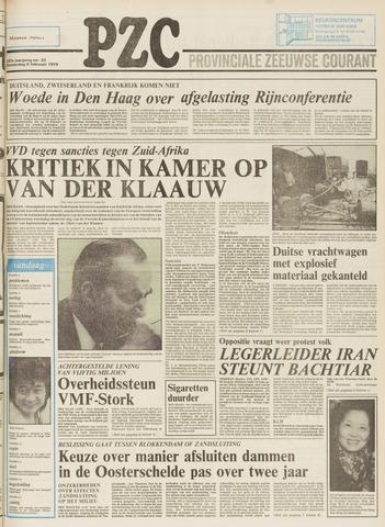 Provinciale Zeeuwse Courant 1979-02-08