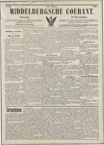 Middelburgsche Courant 1901-11-12